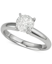 e8d4a7ef2 Diamond Solitaire Engagement Ring (1-1/4 ct. t.w.) in 14k