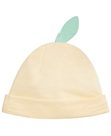 First Impressions Baby Girls or Boys Lemon Hat, Created for Macy's