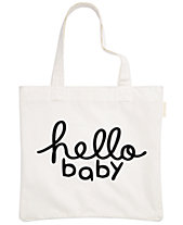 First Impressions Baby Boys   Girls Hello Baby Cotton Tote 7edf8538ff8ed