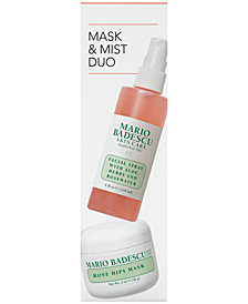 Mario Badescu 2-Pc. Mask & Mist Set, A $27 Value!