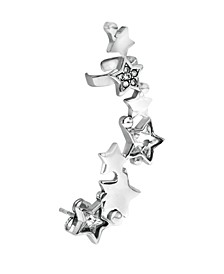 Bodifine Stainless Steel Star Ear Cuff