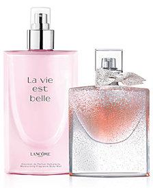 Lancôme 2-Pc. La Vie Est Belle Limited Edition Sparkle Bottle Gift Set