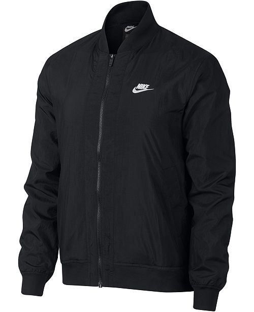 Nike Men's Bomber Jacket