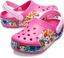 Crocs Toddler & Little Girls Paw Patrol Band Clog K