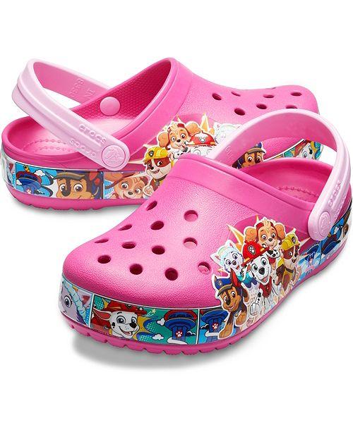 2f6658af62e Crocs Toddler & Little Girls Paw Patrol Band Clog K & Reviews - Kids ...