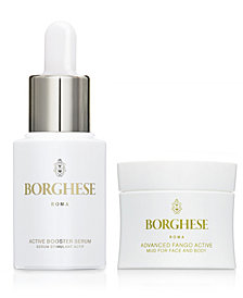 Receive a Complimentary Borghese Boost gift with $70 Borghese purchase