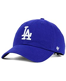 Los Angeles Dodgers On-Field Replica CLEAN UP Strapback Cap