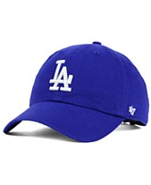 best cheap 0a640 e7513  47 Brand Los Angeles Dodgers On-Field Replica CLEAN UP Strapback Cap ·