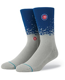 Stance Chicago Cubs Fade Crew Socks