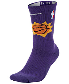 Nike Men's Phoenix Suns Elite Team Crew Socks