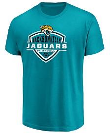Majestic Men's Jacksonville Jaguars Primary Reciever T-Shirt