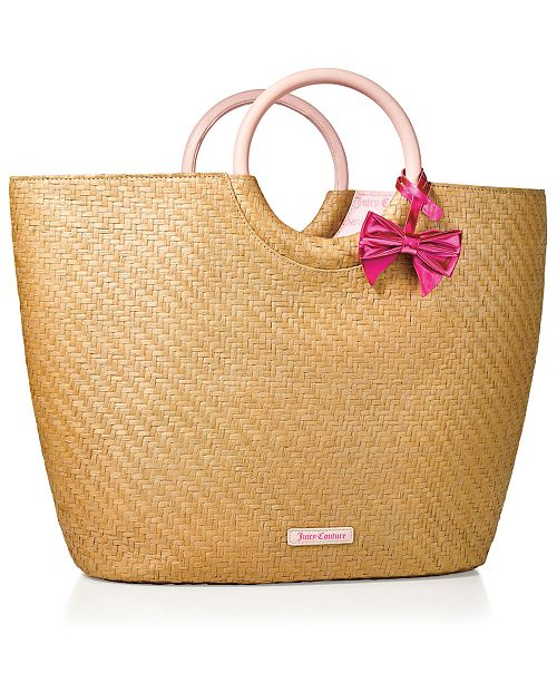 63100a5aa9d95 Juicy Couture Receive a Complimentary Tote with any large spray purchase  from the Juicy Couture fragrance