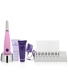 6-Pc. Sonicsmooth Sonic Dermaplaning System
