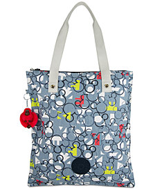 Kipling Disney's® Mickey Mouse Hip Hurray Tote Bag