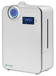 PureGuardian H7550 Ultrasonic Warm and Cool Mist Digital Humidifier