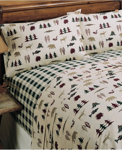 Karin Maki True Grit Northern Exposure Full Sheet Set