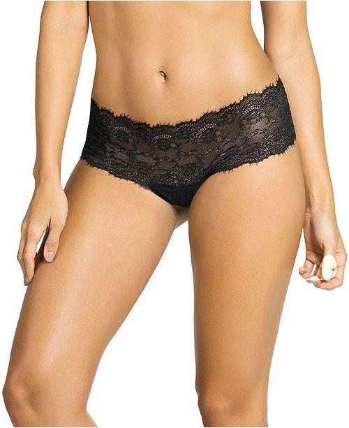 Leonisa Elegant Lace Hip Hugger Panty