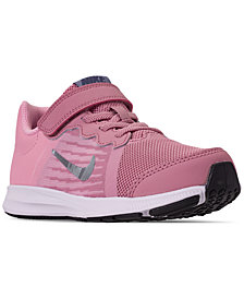 Nike Little Girls' Downshifter 8 Running Sneakers from Finish Line