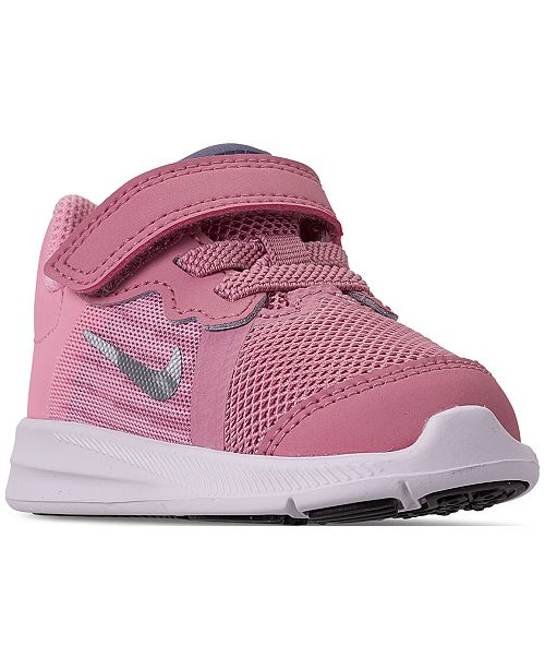 Nike Toddler Girls  Downshifter 8 Running Sneakers from Finish Line ... 67fd5930f