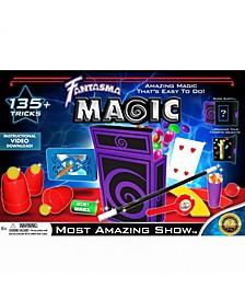 Fantasma Magic - 135 Most Amazing Magic Tricks With Dvd