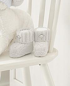 Natural Premium 6 Piece Wool Blended Crib Bedding Set