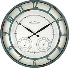 Firstime and Co. Laguna Outdoor Clock