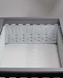 Nurture Open Air Vented Crib Liner