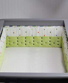 3Stories Nurture Open Air Vented Crib Liner