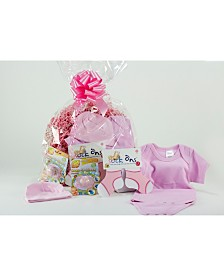3 Stories Baby Girl Layette Gift Assortment