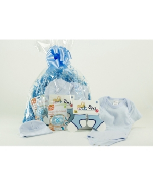 Image of 3 Stories Baby Girl Layette Gift Assortment
