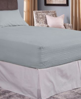 100% Cotton Flannel Full 4 Piece Sheet Set