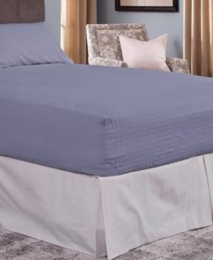 Bed Tite 100% Cotton Flannel Queen 4 Piece Sheet Set Bedding