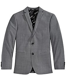 Big Boys Grey Suit Jacket