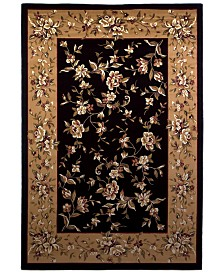 "KAS Cambridge Floral Delight 5'3"" x 7'7"" Area Rug"