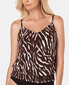 Magicsuit On Safari Justina Tankini Top