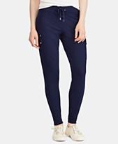 bd7fc2b6cb14c1 Lauren Ralph Lauren Womens Pants - Macy's