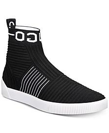HUGO Men's Zero High-Top Sneakers