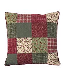Garden Patch Decorative Pillow