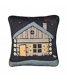 Moonlit Cabin Cotton Quilt Collection, Accessories