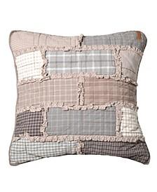 Smoky Cobblestone Cotton Quilt Collection, Accessories