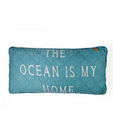 Summer Surf Rectangle Decorative Pillow