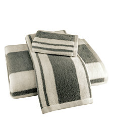 Hamilton Stripe 3 Piece Towel Set