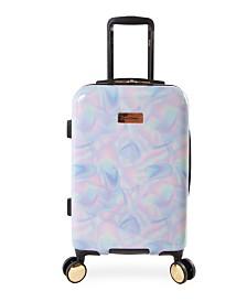 "Juicy Couture Belinda 21"" Spinner Suitcase"