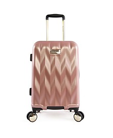 "Juicy Couture Grace 21"" Spinner Suitcase"