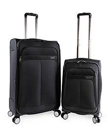 Perry Ellis Prodigy 2-Piece Luggage Set