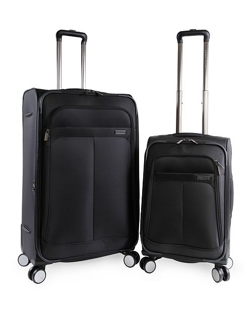 Perry Ellis Prodigy 2-Piece Luggage Set