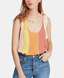 Free People Carousel Tank Top