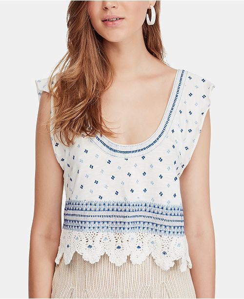 Free People Santorini Tank Top