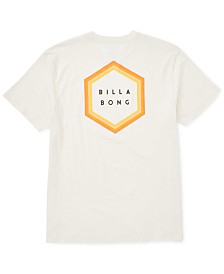 Billabong Men's Access Border Graphic T-Shirt