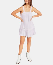 Free People Sweet Thing Mini Dress